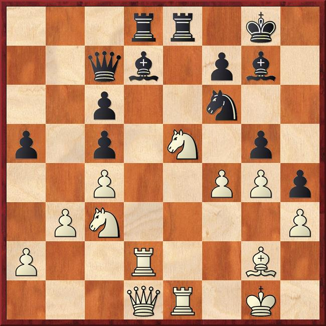 Fridman Chigaev move 28