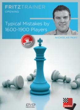 Nick Pert – Typical Mistakes by 1600-1900 Players