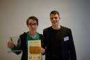 Open-Sieger 2018: Nikolas Wachinger!, neben Turnierleiter David Kardoeus